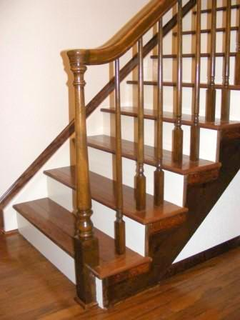 Stairs: (before) ...
